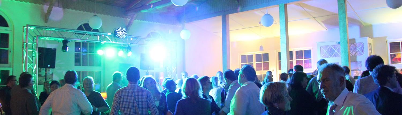 Foto von DJ auf Firmenfeier Hannover